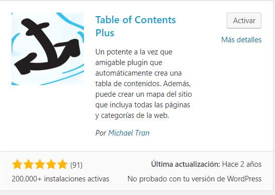 mejorar el posicionamiento web plugin contenidos pasos seo optimizacion
